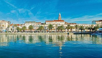 Split, Coast